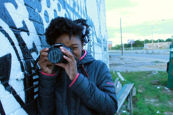 Excel Photography - Focus hope student