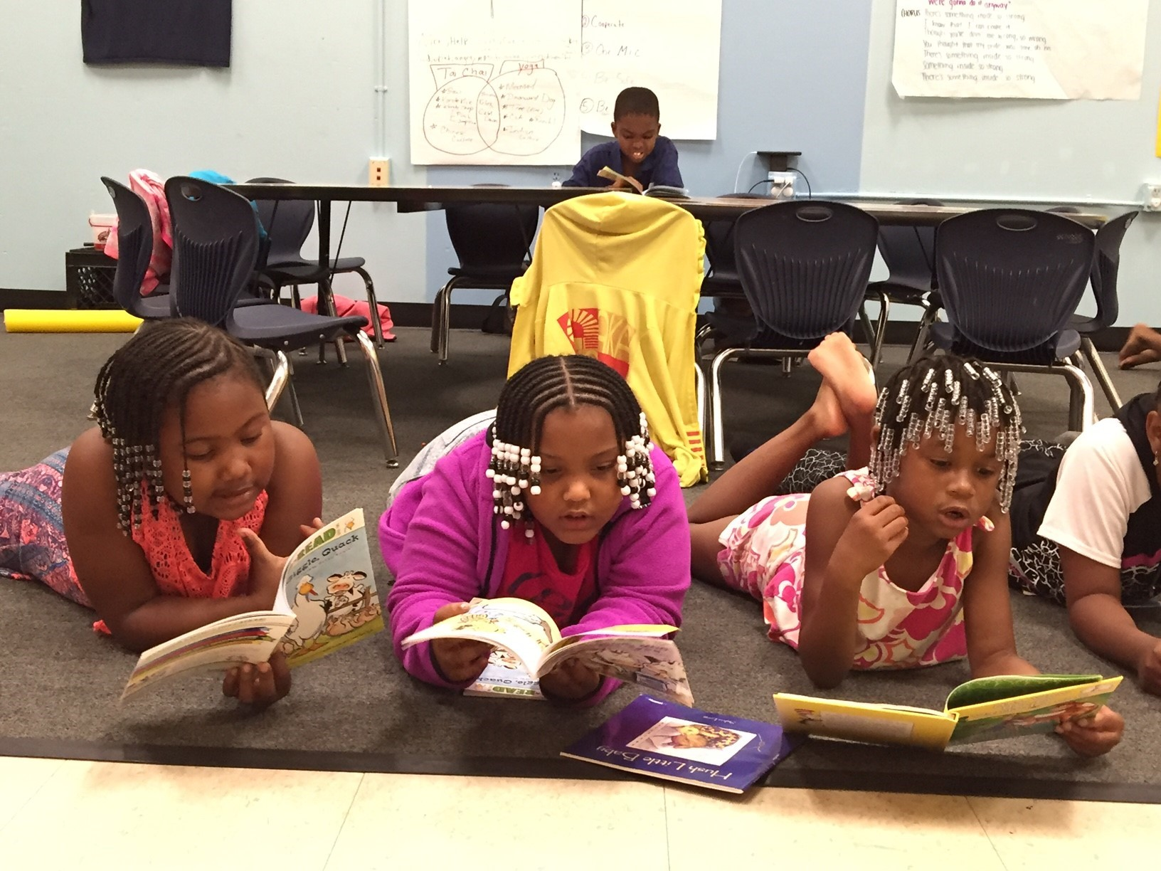 Focus: HOPE Launches Second Year of HOPE Village CDF Freedom Schools